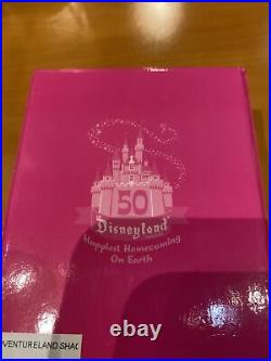 Adventureland Shag Disneyland 50th Anniversary Pin Limited Edition 1955