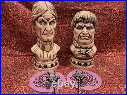 Club 33 Disney Haunted Mansion 50th Anniversary Man and Woman Mugs
