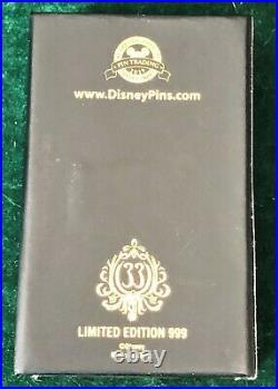 Club 33 Disneyland MADAME LEOTA Haunted Mansion 50th Anniversary Pin Hinged NIB