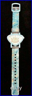 DISNEYLAND 50TH ANNIVERSARY RETRO 50'S Watch, SHAG INSPIRED, DISNEY 2005