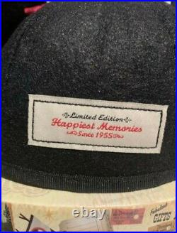DISNEYLAND 55th ANNIVERSARY Mouseketeer Ear Hat Box NEW Disney Mickey Mouse Ears