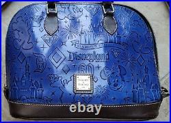 DOONEY & BOURKE Disneyland 60th Anniversary Limited Bag Blue