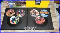 Disney 50th Anniversary Musical History of Disneyland 6 CD, Book & Vinyl Set
