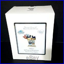 Disney 60th Anniversary Precious Moments Disneyland Balloons Minnie Mouse