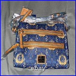 Disney Disneyland Club 33 50th Anniversary crossbody purse Dooney & Bourke NEW