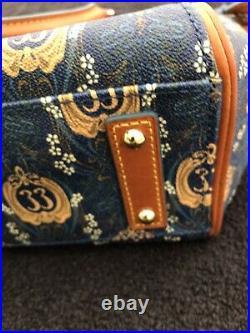 Disney Disneyland Club 33 50th Anniversary purse Dooney & Bourke NEW & BONUS