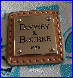 Disney Dooney And Bourke Disneyland 60th Anniversary Satchel Rare NWT
