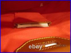Disney Dooney & Bourke Disneyland 55th Anniversary Bucket Tote Handbag New