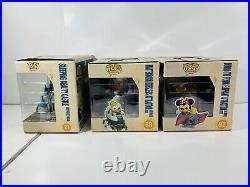 Disney Funko Pop Lot Disneyland 65th Anniversary Target Mickey Minnie Set NEW