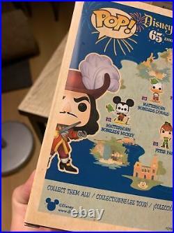 Disney Funko Pop Lot Disneyland 65th Anniversary with Target Exclusives