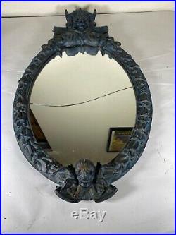 Disney Haunted Mansion Disneyland 50th Anniversary Wall Mirror Rare Limited 1500