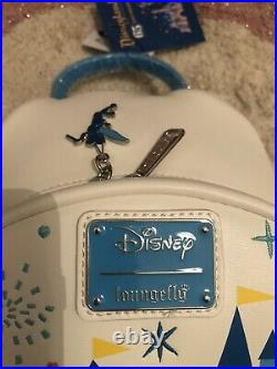 Disney Loungefly Backpack. Disneyland 65th Anniversary