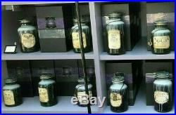 Disney Parks Disneyland Haunted Mansion Host a Ghost 50th Anniversary Jar Set