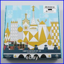 Disney pins Disneyland It's a Small World 50th Anniversary Jumbo LE150 115559