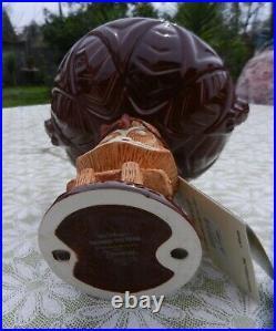Disneyland 45th Anniversary Rongo Tiki Bowl/Mug Kevin Kidney Limited Edition