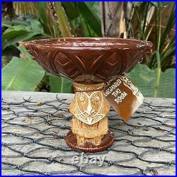Disneyland 45th Anniversary Rongo Tiki Bowl Only 500 Made Rolly Crump Disney Mug