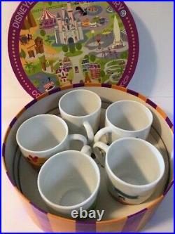 Disneyland 50th Anniversary Collectible Mug Set by Shag