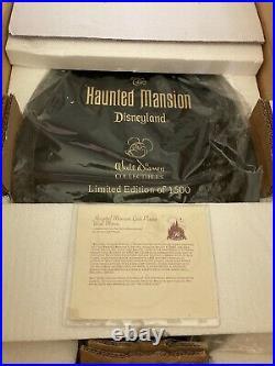 Disneyland 50th Anniversary Haunted Mansion Mirror, Limited Edition 1500, New