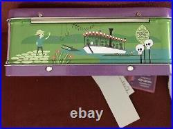 Disneyland 50th Anniversary Shag Josh Agle LE 1955 Lunch Box Signed RARE! NWT