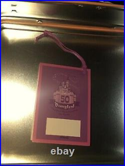Disneyland 50th Anniversary Shag Josh Agle LE 1955 Metal Lunch Box Signed RARE