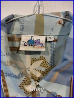 Disneyland 50th Anniversary Shag Limited Edition Frontierland Hawaiian Shirt