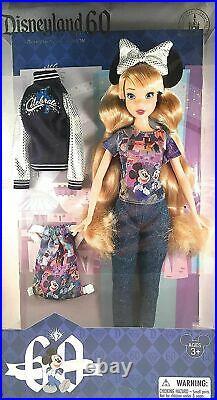 Disneyland 60th Anniversary Diamond Celebration Barbie Doll Anaheim Limited