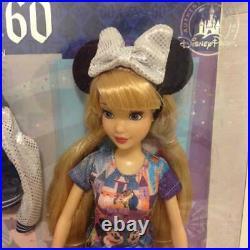 Disneyland 60th Anniversary Diamond Celebration Barbie Doll Anaheim Limited F/S