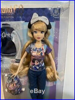 Disneyland 60th Anniversary Diamond Celebration Park Exclusive Barbie Doll