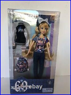 Disneyland 60th Anniversary Diamond Celebration Park Exclusive Doll