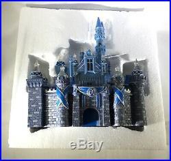 Disneyland 60th Anniversary Diamond Celebration Sleeping Beauty Castle Lights Up