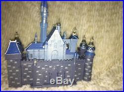 Disneyland 60th Anniversary Diamond Celebration Sleeping Beauty Castle New w box