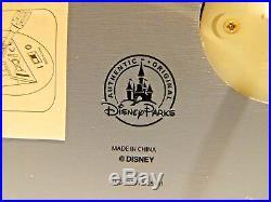Disneyland 60th Anniversary Diamond Celebration Sleeping Beauty Castle Statue