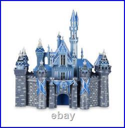 Disneyland 60th Anniversary Diamond Celebration Sleeping Beauty Light Up Castle