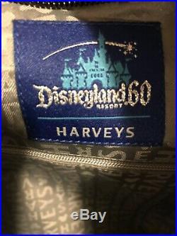 Disneyland 60th Anniversary Harveys Autopia Bag