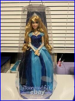 Disneyland 60th Anniversary Limited Edition Aurora 17 Doll