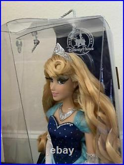 Disneyland 60th Anniversary Limited Edition Aurora Doll, Brand new
