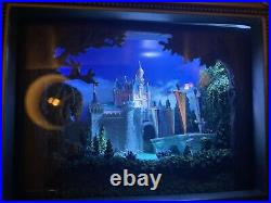 Disneyland 60th Anniversary Olszewski Gallery of Light Morning Opening Day 1955