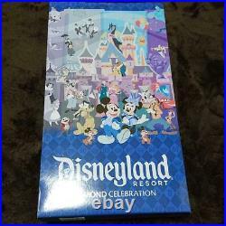 Disneyland 60th Diamond Anniversary Collaboration Barbie Doll Limited Edition