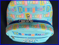 Disneyland 65th Anniversary Funko Bundle. Backpack, Lunchbox, Pin Set. Mickey