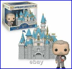 Disneyland 65th Anniversary Sleeping Beauty Castle Walt Disney Funko Pop Presale