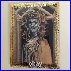 Disneyland Art Gallery 30th Anniversary Haunted Mansion Lenticular Changing Card