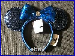 Disneyland CLUB 33 Le Salon Nouveau Minnie Mouse Ears 65th Anniversary