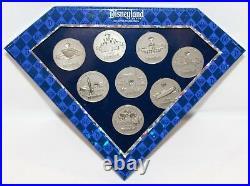 Disneyland Diamond Celebration Pin Coin Disney 60th Anniversary Limited Edition