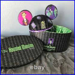 Disneyland HAUNTED MANSION 40th ANNIVERSARY SHAG LE MOUSE EARS