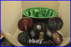 Disneyland Haunted Mansion 40th Anniversary Lenticular Mouse Ears Hat By Shag
