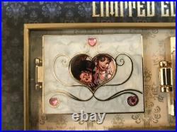 Disneyland Haunted Mansion 50th Anniversary Bride Wedding Album Pin Set LE 999