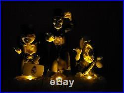 Disneyland Haunted Mansion 50th Anniversary Ezra Gus Phineas Popcorn Host Ghost