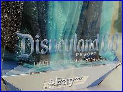 Disneyland Limited Edition 60th Anniversary Aurora Doll
