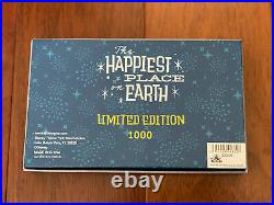 Disneyland Marquee 65th Anniversary Boxed Jumbo Pin LE 1000 IN HAND
