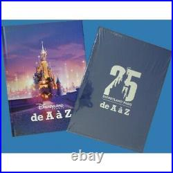 Disneyland Paris 25th Anniversary Book A to Z N2675